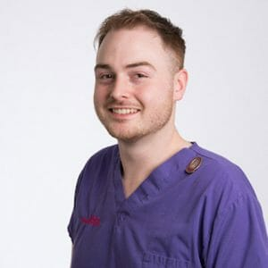 James Smith, head nurse at YourVets