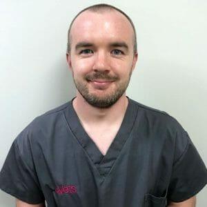 Matthew Plumtree, vet at YourVets