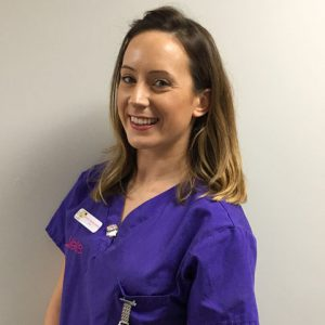 Emma Fleming-Smith, Head Nurse at YourVets
