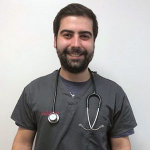 Mario Arranz, vet at YourVets
