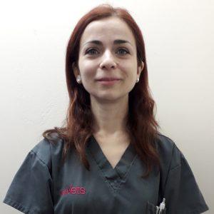 Alexandra Arion, vet at YourVets