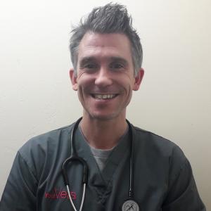 James Sutton, vet at YourVets