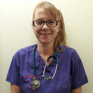 Jill Gibbinson, RVN at YourVets