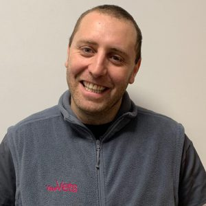Mario Messina, night vet at YourVets
