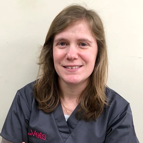 Claire Bilmont, Veterinary Surgeon at YourVets