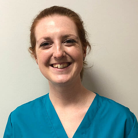 Kathryn Wale, veterinary surgeon at YourVets